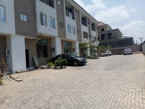 5 bedroom Terraced Duplex House for rent Located at guzampe Guzape Abuja