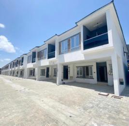 4 bedroom Terraced Duplex House for sale Second Tollgate Lekki Lagos