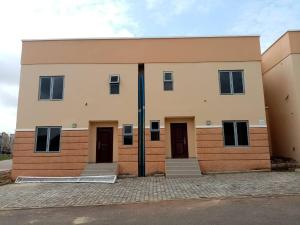 4 bedroom Terraced Duplex House for sale Brains and Hammers City Estate. Life Camp Abuja