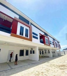4 bedroom Terraced Duplex House for sale Lekki Conservation Centre chevron Lekki Lagos