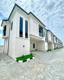 4 bedroom Terraced Duplex House for rent 2nd toll gate orchid hotel road Lekki Lagos