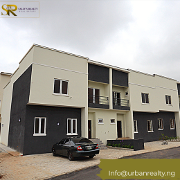 4 bedroom Terraced Duplex House for sale King AJ Turner Street  Wuye Abuja