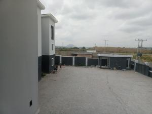 4 bedroom Terraced Duplex House for rent Located along naval quarter Jahi Abuja