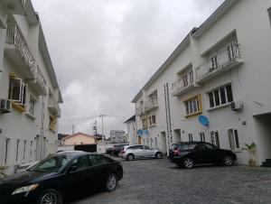 4 bedroom Terraced Duplex House for rent Orchid Hotel Road By Second Tollgate chevron Lekki Lagos