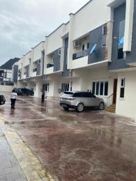 4 bedroom Terraced Duplex for rent 2nd Toll Gate Lekki Lagos