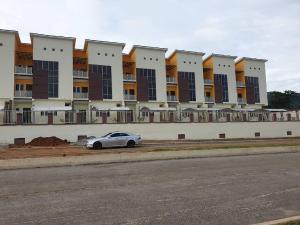 4 bedroom Terraced Duplex House for sale Behind Aduvie school  Jahi Abuja