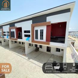 4 bedroom Terraced Duplex House for sale chevron toll gate chevron Lekki Lagos