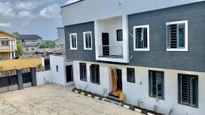 4 bedroom Terraced Duplex House for sale Crown terrace, inside Vintage estate, Sangotedo Sangotedo Ajah Lagos