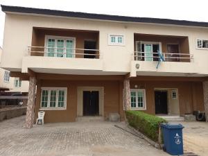 4 bedroom Terraced Duplex House for rent Lekki Gardens Phase IV Lekki Gardens estate Ajah Lagos