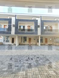 4 bedroom Terraced Duplex House for rent Alternative Drive chevron Lekki Lagos