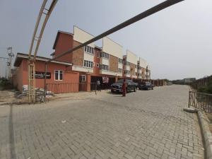 4 bedroom Terraced Duplex House for rent Inside a mini estate off Orchid hotel road chevron Lekki Lagos