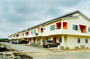 4 bedroom Terraced Duplex House for sale PHASE 4 Lekki Gardens estate Ajah Lagos