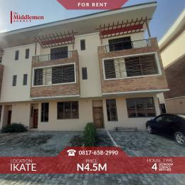 4 bedroom Boys Quarters Flat / Apartment for rent Ikate  Ikate Lekki Lagos