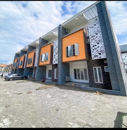 4 bedroom Terraced Duplex for sale Stella Maris Schools Life Camp Abuja