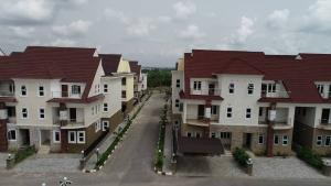 4 bedroom Terraced Duplex House for sale Plot 844, Behind Kingscourt Estate, Jabi Airport Road, Abuja. Dakibiyu Abuja