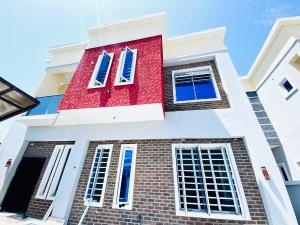 4 bedroom Terraced Duplex House for sale ikota Off Lekki-Epe Expressway Ajah Lagos