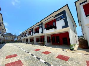 4 bedroom Terraced Duplex for sale Ikota Villa Estate Axis Ikota Lekki Lagos