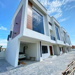 4 bedroom Terraced Duplex House for sale Idado Lekki Lagos