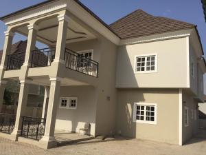 4 bedroom Detached Duplex House for rent Lias estate Life Camp Abuja