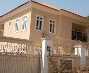 4 bedroom Semi Detached Duplex House for sale Sunnyvale estate Lokogoma Abuja