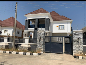 4 bedroom Detached Duplex House for sale By brains and hammers Life Camp Abuja