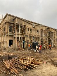 4 bedroom Terraced Duplex House for sale Close to nnpc petrol station Guzape Abuja