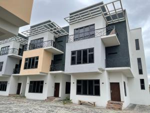 4 bedroom Terraced Duplex House for sale By Berger yard Life Camp Abuja