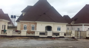 4 bedroom Detached Bungalow House for sale Lighthouse estate Lugbe Abuja