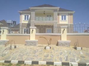 4 bedroom Detached Duplex House for sale In a mini ESTATE Asokoro Abuja
