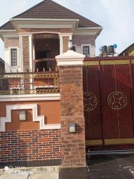 4 bedroom Detached Duplex House for sale Lake view estate  Community road Okota Lagos