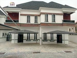 Semi Detached Duplex House for sale Daniel's garden  Osapa london Lekki Lagos