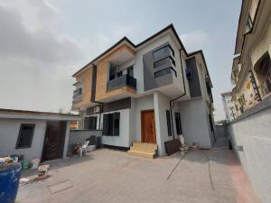 4 bedroom Semi Detached Duplex House for rent Lekki Conservation chevron Lekki Lagos