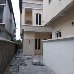 5 bedroom Semi Detached Duplex House for rent chevron Lekki Lagos