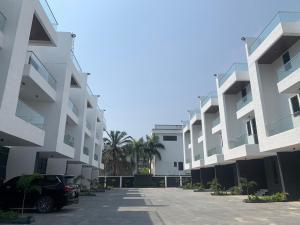 Terraced Duplex for sale Idowu Martins Adeola Odeku Victoria Island Lagos