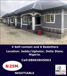 10 bedroom Detached Bungalow House for sale Jeddo, Ughotor Warri Delta