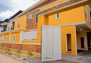 4 bedroom Terraced Duplex House for rent Chevron Alternative  chevron Lekki Lagos