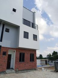 4 bedroom Terraced Duplex House for sale behind Turkish Hospital, beside United Nations Estate in lifecamp extension Karmo layout Cadastral Zone c01 Life Camp Abuja