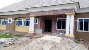 4 bedroom Detached Bungalow House for sale Gift Crescent,Abraka. Ethiope East Delta