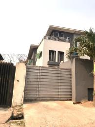 4 bedroom Semi Detached Duplex House for sale New oko oba agege Oko oba Agege Lagos