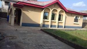4 bedroom Detached Bungalow House for sale Glorious estate Ayobo close to the tied road  Ayobo Ipaja Lagos