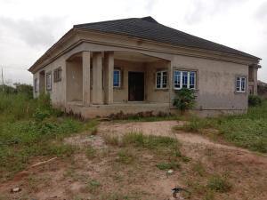 4 bedroom Detached Bungalow House for sale Kajola Magboro, Off Lagos Ibadan Express Way Ogun State  Kajola Obafemi Owode Ogun