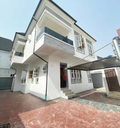 4 bedroom Detached Duplex House for sale Chevron Drive ,Lekki  chevron Lekki Lagos
