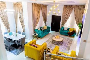4 bedroom Detached Duplex House for shortlet Bera Estate chevron Lekki Lagos