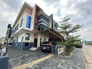 4 bedroom Semi Detached Duplex House for sale Ochid Hotel Road, 2nd Toll Gate Lekki chevron Lekki Lagos