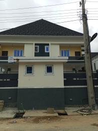 4 bedroom Semi Detached Duplex House for rent Off Chevron Drive chevron Lekki Lagos
