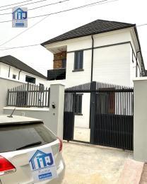 4 bedroom Detached Duplex House for sale Idado Lekki Lagos