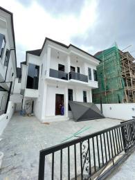 4 bedroom Detached Duplex House for sale Chevron. chevron Lekki Lagos