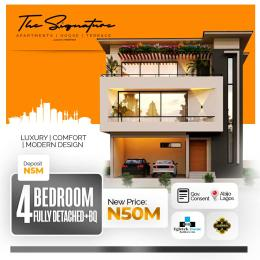 4 bedroom Blocks of Flats House for sale signature homes Abijo Ajah Lagos