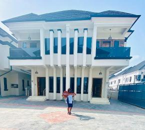 4 bedroom Semi Detached Duplex for rent Just Beside Oral Estate Oral Estate Lekki Lagos