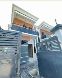 4 bedroom Semi Detached Duplex for sale Chevron Lekki Lagos chevron Lekki Lagos